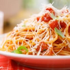 Spaghetti Napoliten