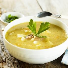 İştah Kabartan Klasik: Lokanta Usulü Süzme Yeşil Mercimek Çorbası Tarifi