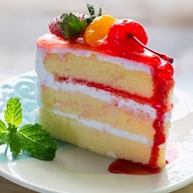 Yalnızken de Kutlama Yapılır: Tek Kişilik Pasta Tarifi