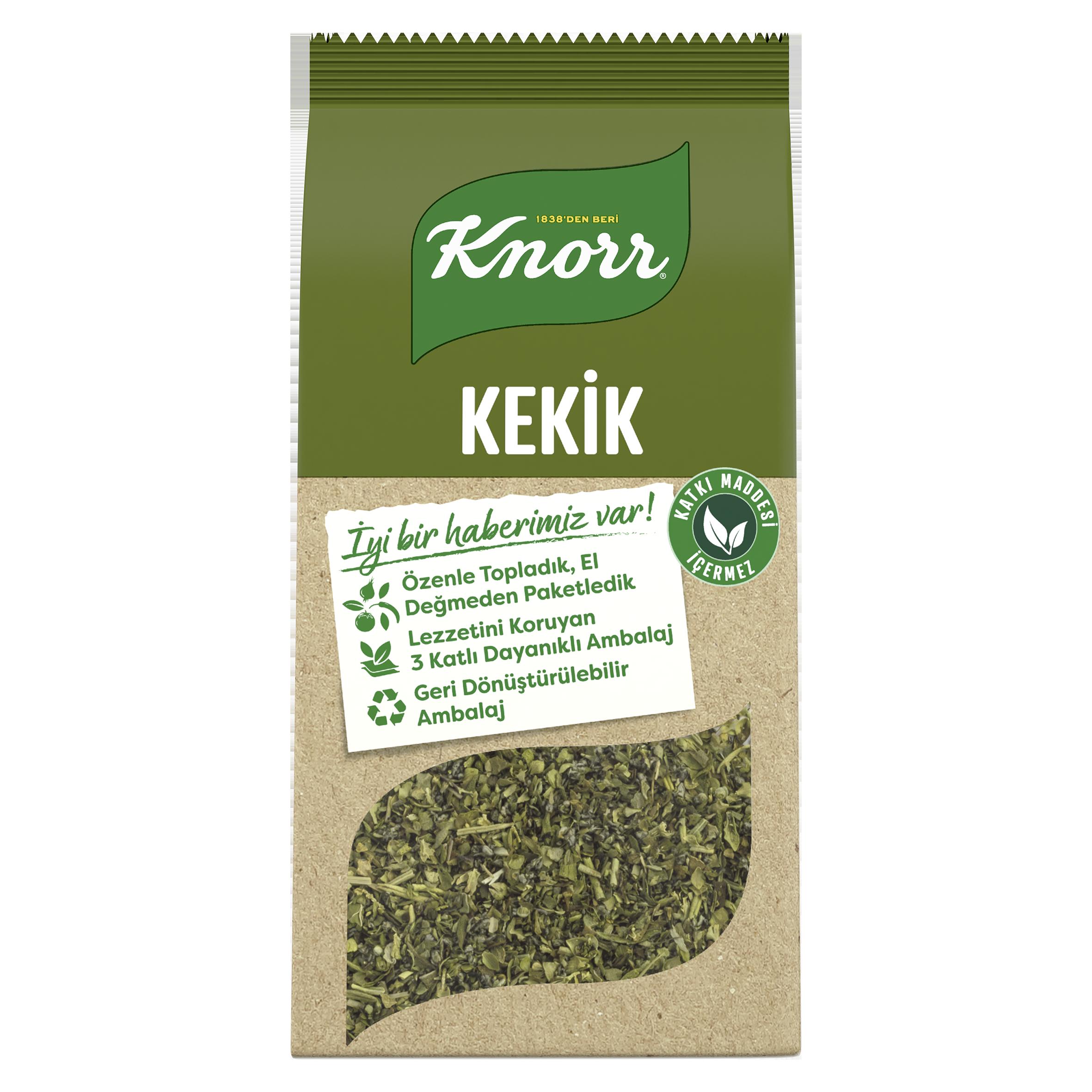 Knorr Kekik