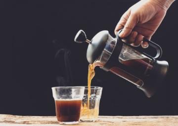 Beş Adımda French Press Kahve Nasıl Demlenir?