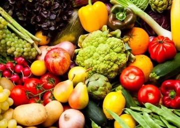 Tezgahta Saklayabileceğiniz Meyve ve Sebzeler