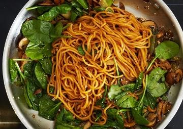 Hamurun 3 Hali: Noodle, Spagetti, Erişte