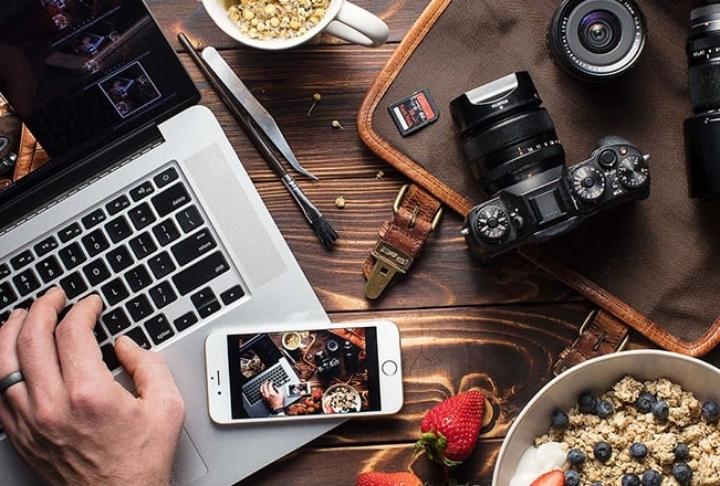 Dünyaca Ünlü 5 Yemek Fotoğrafçısı