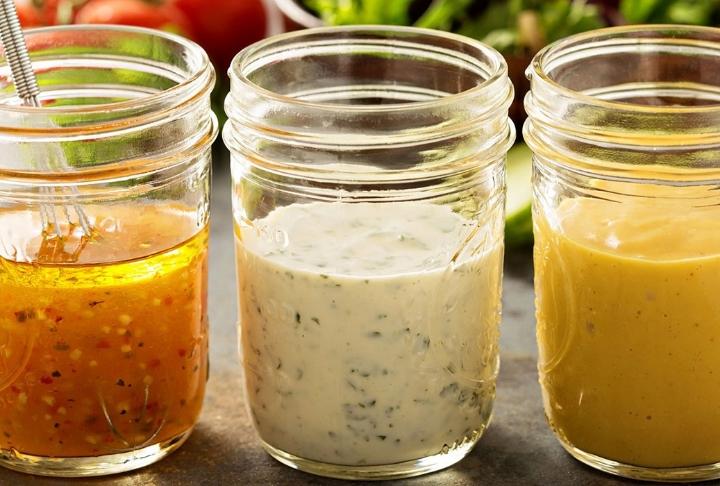 Kavanozda Salata Sosu Nasıl Hazırlanır?