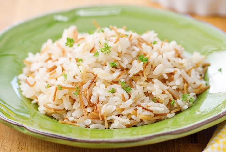 Pilav Nasıl Pişirilir?