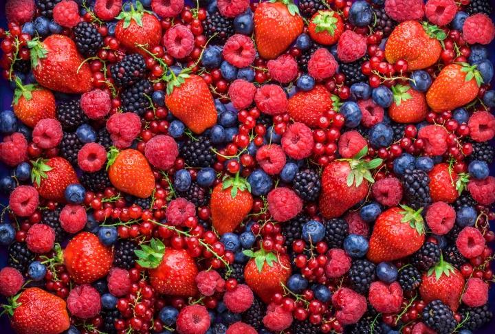 Yemeklerinizi Renklendirmek İçin Kullanabileceğiniz Doğal Malzemeler