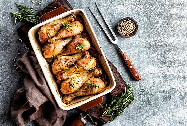 Fırında Tavuk Tarifleri: 15 Pratik ve Lezzetli Tarif, Nasıl Yapılır?
