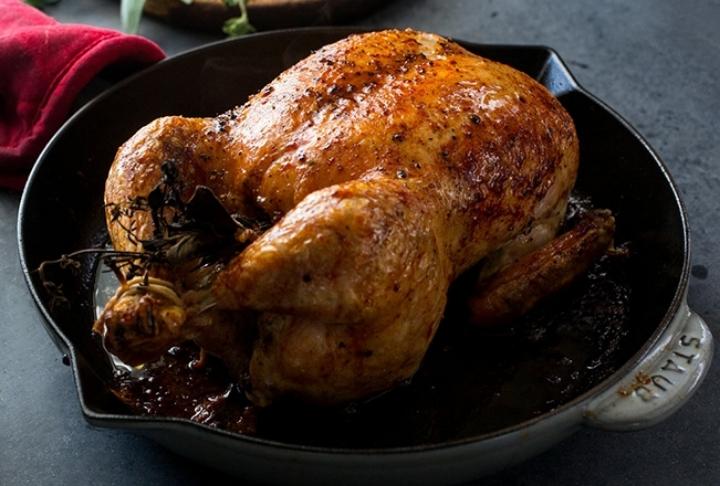 Tavuk ya da Hindi İple Nasıl Bağlanır?