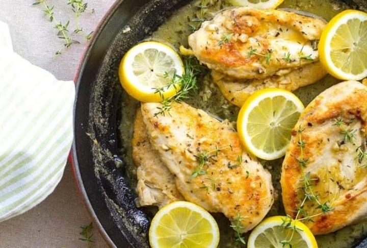 Tavuk ve Limon İkilisini Sevenler için 5 Tarif