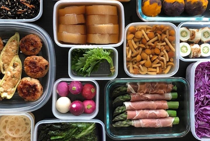 Tek Seferde Haftalık Yemek Hazırlama 101