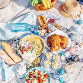 Piknik için Tarifler: Kolay ve Pratik 5 Piknik Menü Önerisi