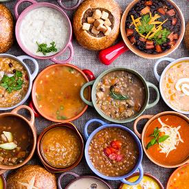 Ramazan Çorbaları: İftara Özel 15 Doyurucu Çorba